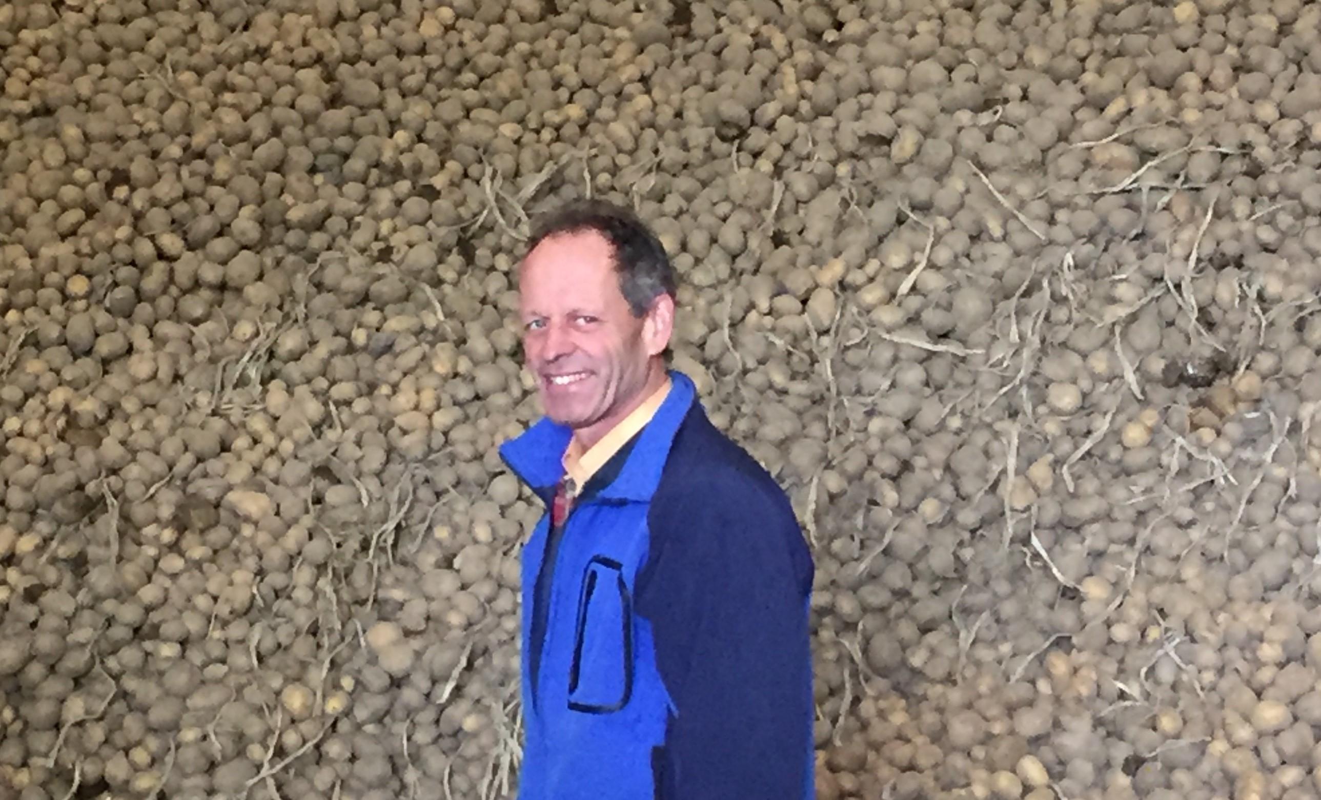 """""""Meer netto kilo's door goede werking Royal MH in aardappelen"""""""